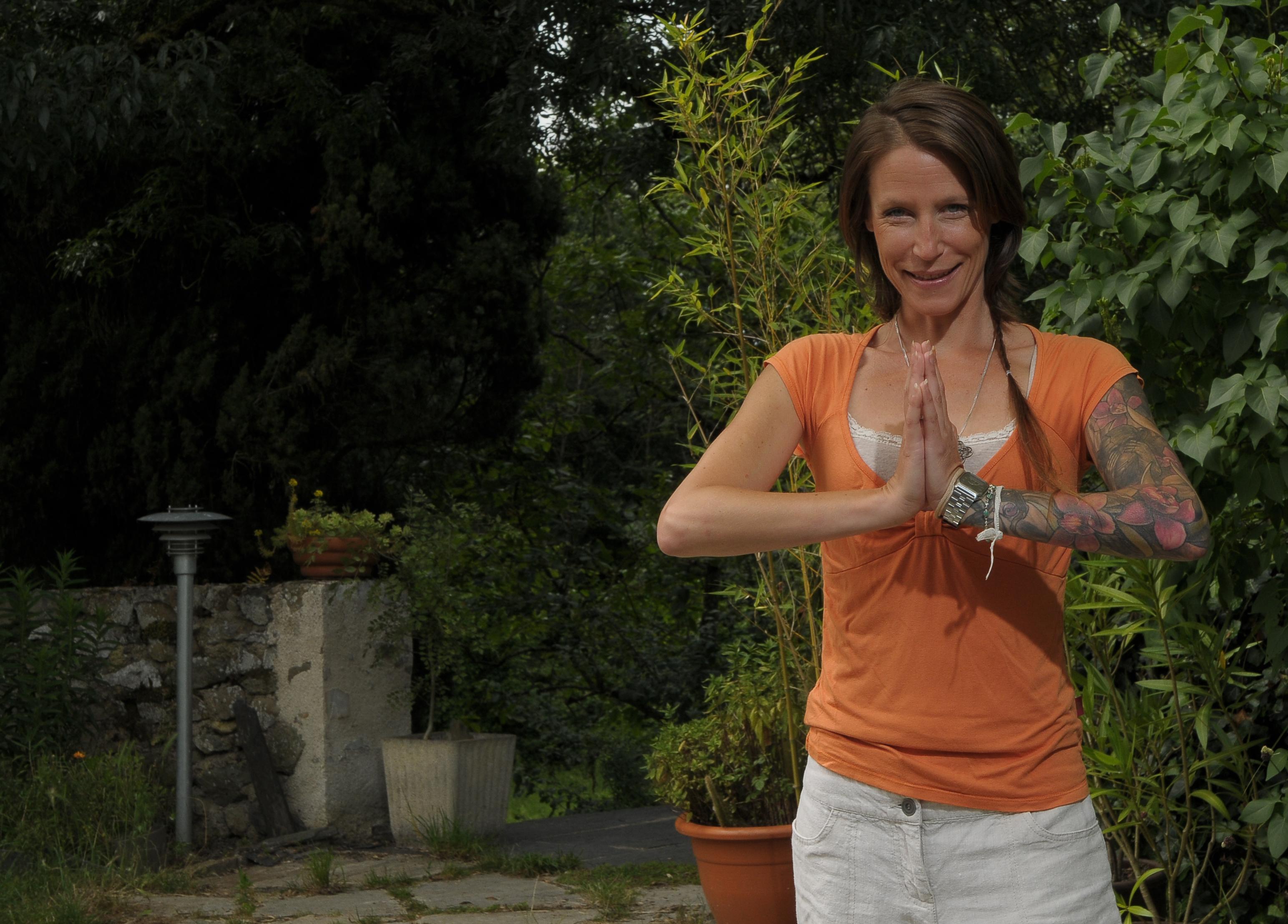 Anne Montet-Jourdran - Meditation